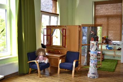 Spelkamer speltherapie Het Wevertje